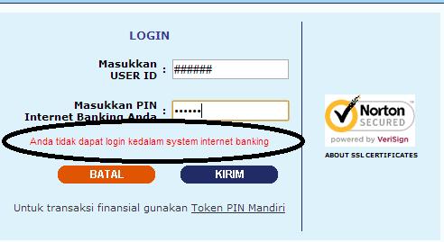 Tips mengatasi internet banking mandiri keblokir ...