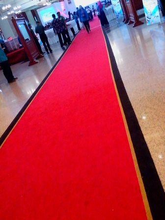 red carpet lpse