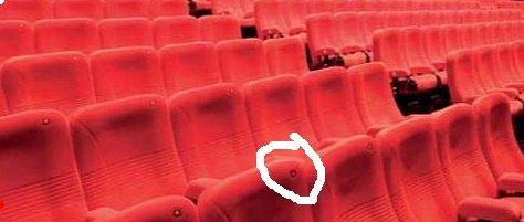 bioskop nomor bangku