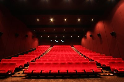 bioskop tampil