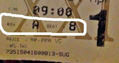 bioskop tiket